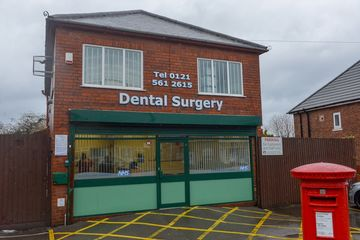 Throne road Dentist blackheath