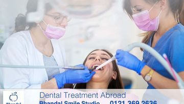 Dental treatment abroad problems